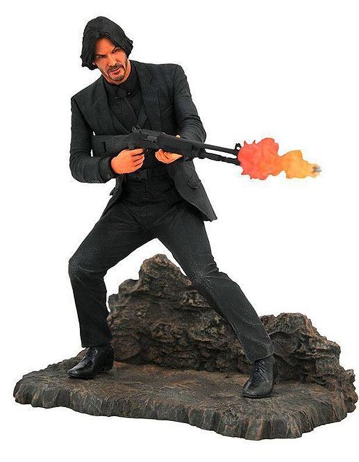 Diamond Select John Wick Gallery Catacombs Statue