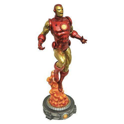 Diamond Select Marvel Gallery Iron Man by Bob Layton Statue