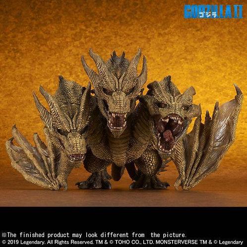 X-Plus Deforeal Series - DF King Ghidorah (2019)