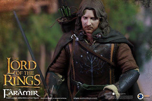 Asmus Toys LOTR026 The Lord of The Ring Series: Faramir