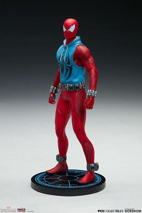 Sideshow Spider-Man: Scarlet Spider 1:10 Scale Statue by Pop Culture Shock