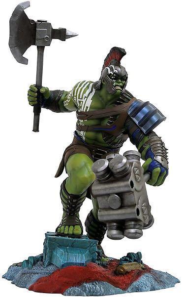 Diamond Select Marvel Gallery Thor Ragnarok Hulk Statue