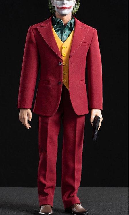Toy Center CEN-M13 Clown Exclusive 1/6 Red Suit