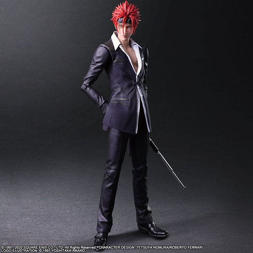 Square Enix Final Fantasy VII REMAKE Play Arts Kai Action Figure – Reno