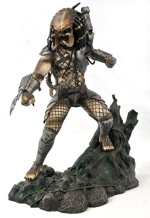 Diamond Select Predator Gallery Unmasked Statue - SDCC 2020 PX