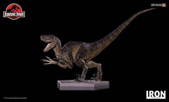 Iron Studios 1/10 Jurassic Park Velociraptor Attack
