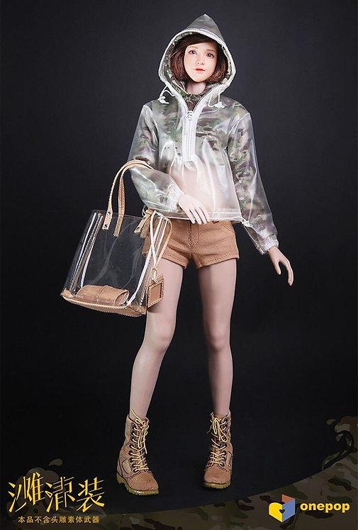 ONEPOP DV-02 Daily Trend Series Beach Cool Women's 1/6 Suit
