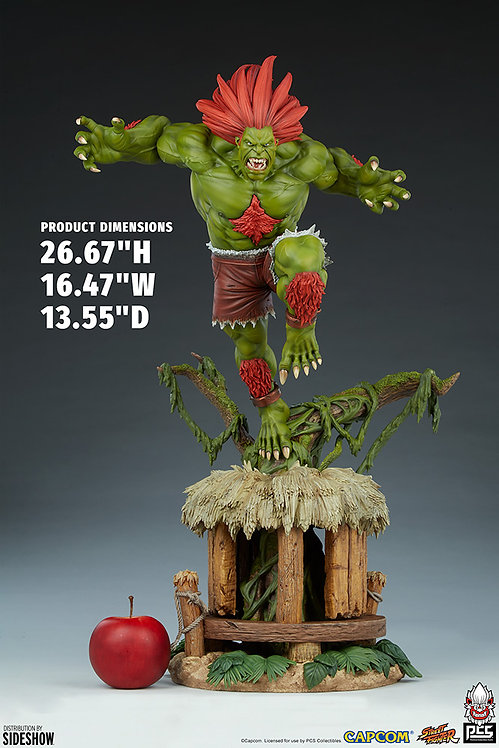 Sideshow Blanka Ultra 1:4 Scale Statue by PCS Collectibles