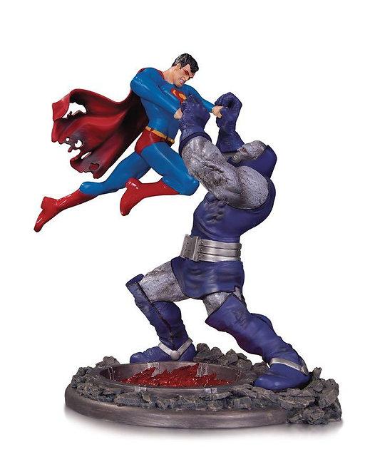 DC Collectibles Superman vs. Darkseid Battle 3rd Edition Statue