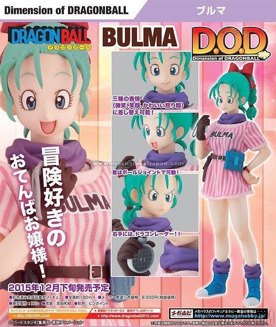 MegaHouse Dimension of Dragon Ball - Bulma