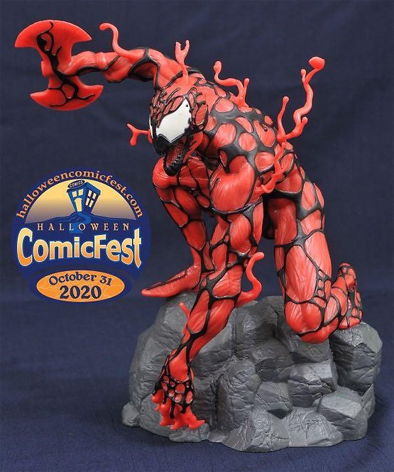 Diamond Select Marvel Gallery Glow-in-the Dark Carnage Statue