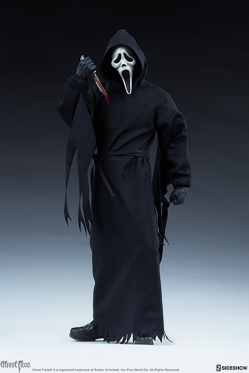 Sideshow Ghost Face Sixth Scale Figure