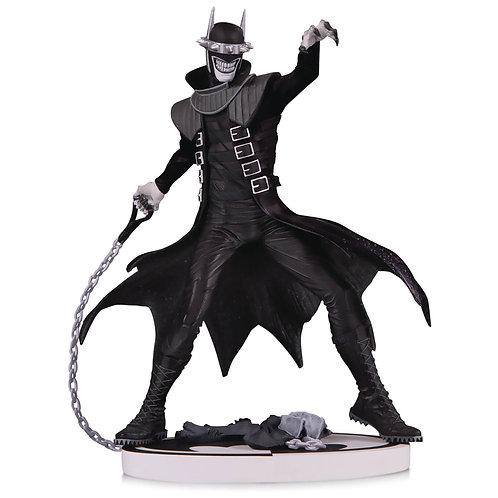 DC Collectibles Batman Black & White Batman Who Laughs 2nd Ed Statue