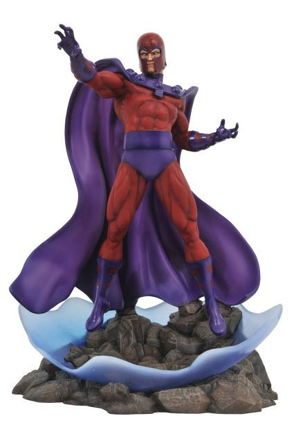 Diamond Select Marvel Premier Collection Magneto Statue