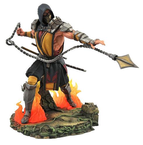 Diamond Select Mortal Kombat 11 Gallery Deluxe Scorpion Statue