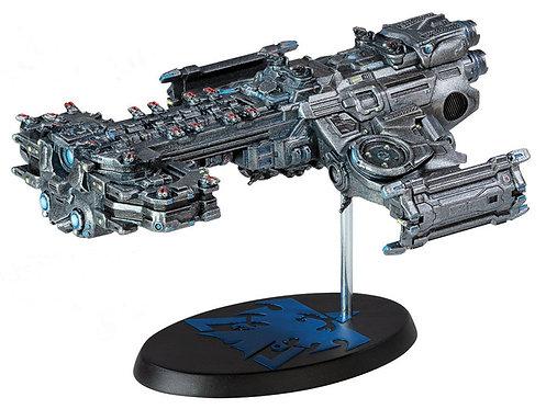 DARK HORSE StarCraft: Terran Battlecruiser 6-Inch Mini-Replica