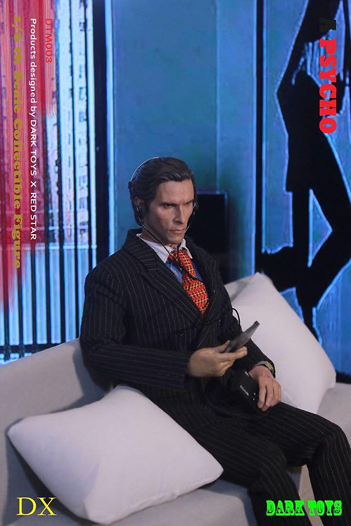 DARK TOYS DTM003 A Psycho 1/6 Figure Deluxe Edition