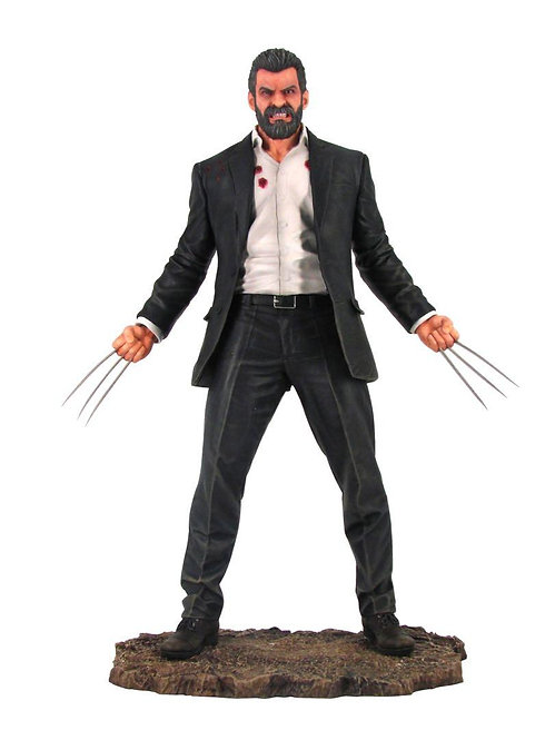 Diamond Select Marvel Movie Premier Collection Logan Statue