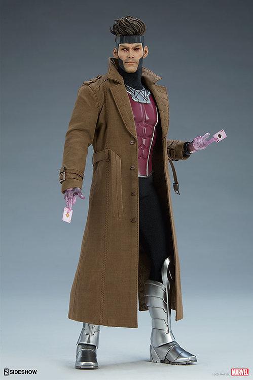 Sideshow Gambit Deluxe Sixth Scale Figure