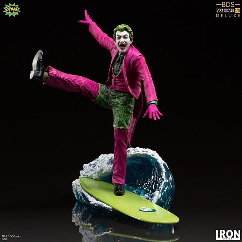 Iron Studios The Joker Deluxe BDS Art Scale 1/10 - Batman 66