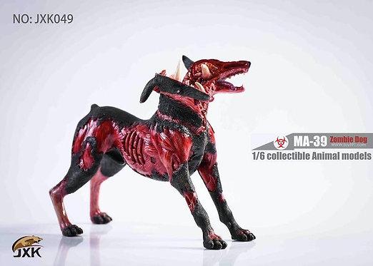 JXK049 - 1/6 Variant Form Resident Evil Zombie Dog Doberman 3.0