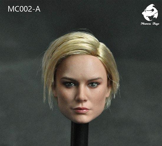 Manco Toys MC002-A Female Headsculpt