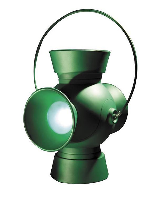 DC Collectibles - Green Lantern 1:1 Scale Power Battery and Ring Prop Replica
