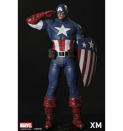 XM Studios Captain America Sentinel of Liberty 1/4 Statue