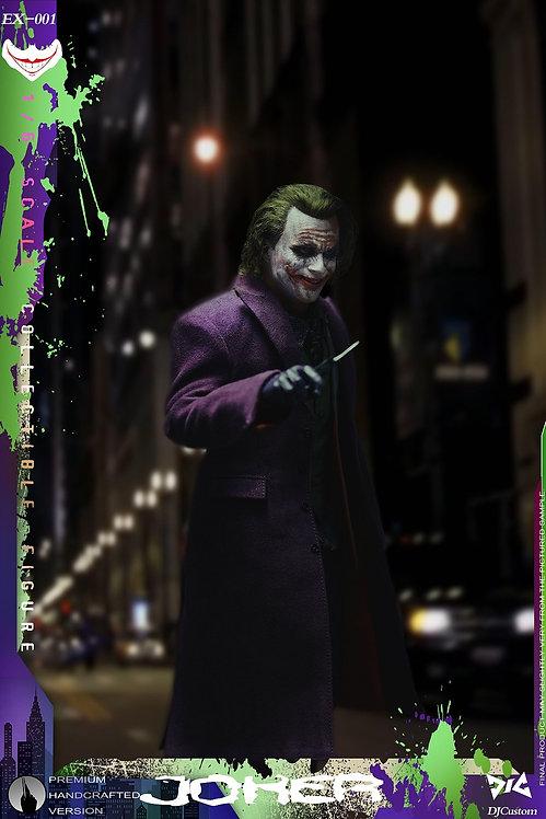 DJ Custom EX-001 Criminal Joker 1/6 Figure