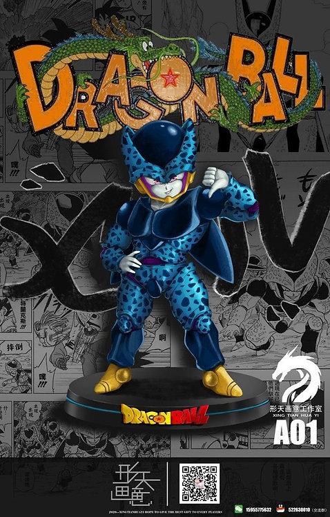 XT Studio Dragon Ball Cell Junior 1/6 Statue