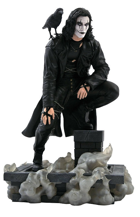 Diamond Select The Crow Movie Gallery Rooftop Statue
