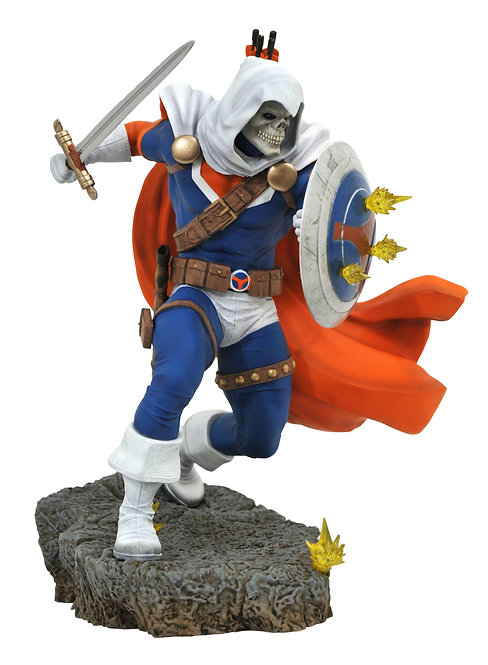Diamond Select Marvel Gallery Comic Taskmaster Statue