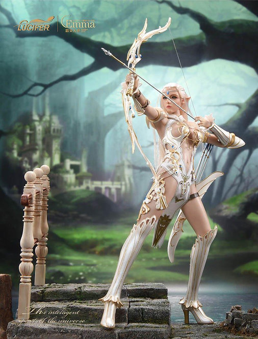 Lucifer LXF1904A 1/6 Elf Queen Emma (Armor Version)