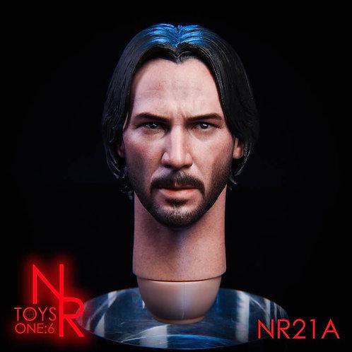 ] NRTOYS NR21A 1/6 Killing God 2.0 Normal Headsculpt