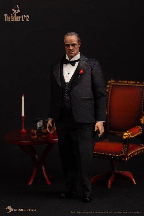 SHARKTOYS The Mafia Boss 1/12 Figure
