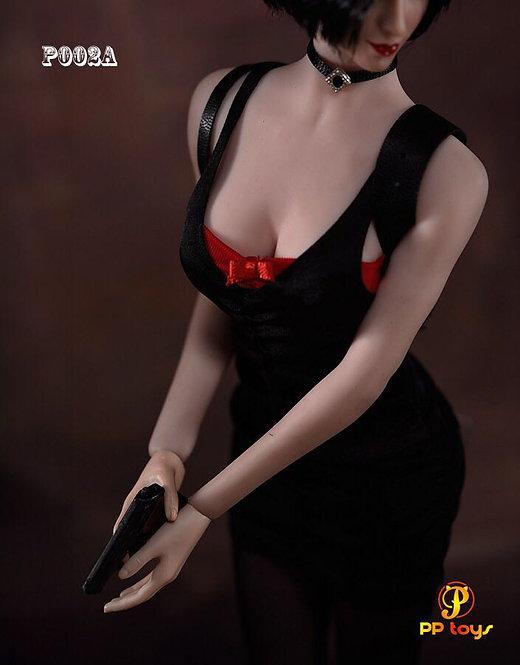 PPtoys P002A 1/6 Female Agent Suit
