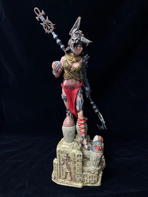 Yamato USA Fantasy Figure Collection Historical Goddess Anubis 1/6 Statue