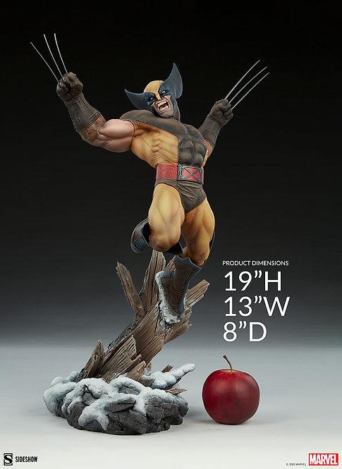 Sideshow Wolverine Premium Format Figure