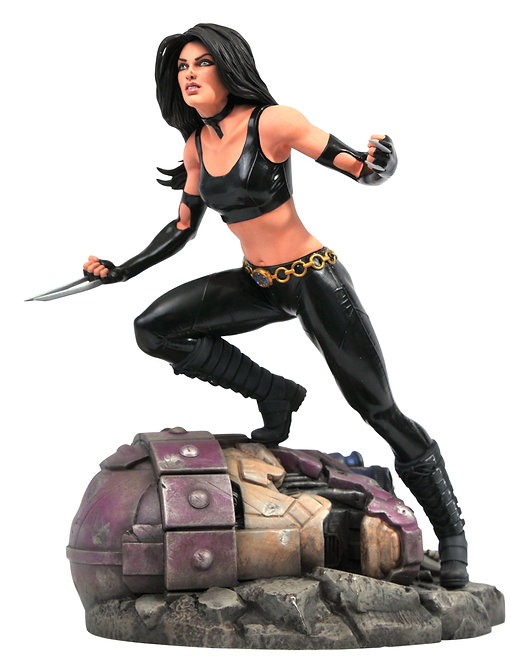Diamond Select Marvel Premier Collection X-23 Statue