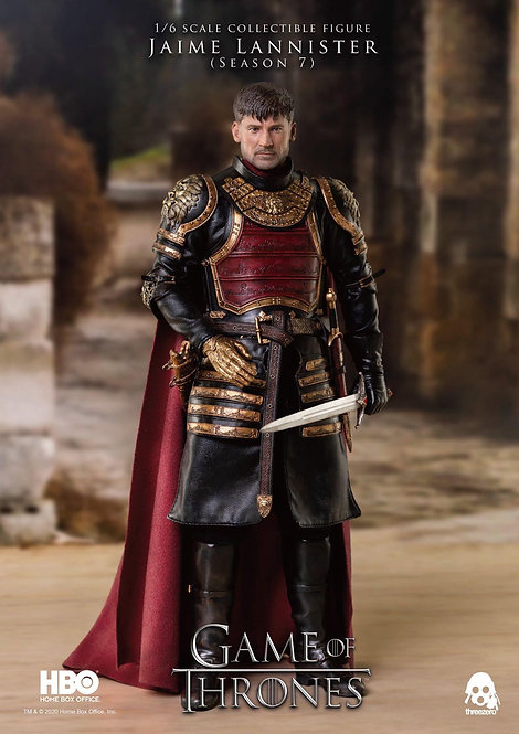 Threezero Game of Thrones 1/6 Jaime Lannister (Season 7)