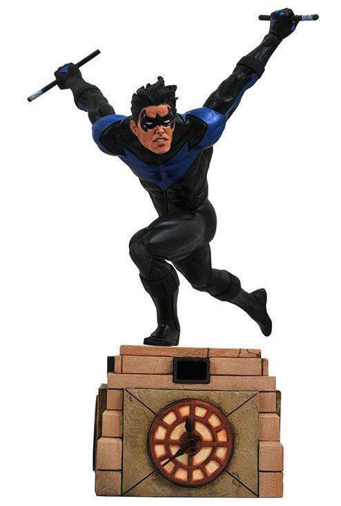 Diamond Select DC Gallery Nightwing Comic Statue