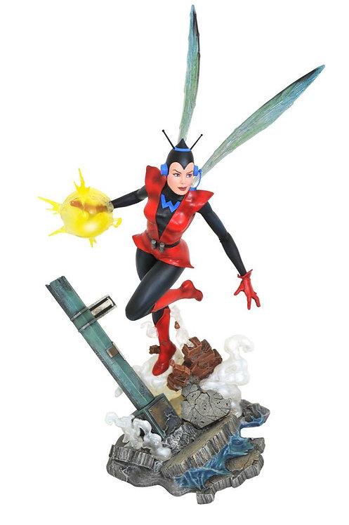Diamond Select Marvel Gallery Comic Wasp Statue