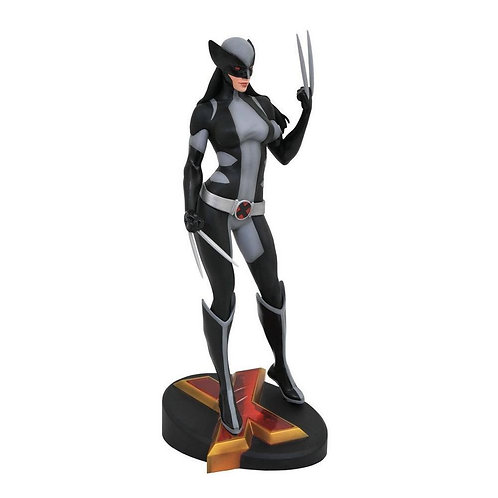 Diamond Select Marvel Gallery X-Force X-23 Statue - SDCC 2019 Exclusive