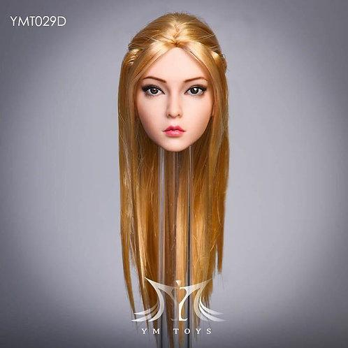 YMTOYS YMT029D - 1/6 The Roses Golden Black Eye Headsculpt