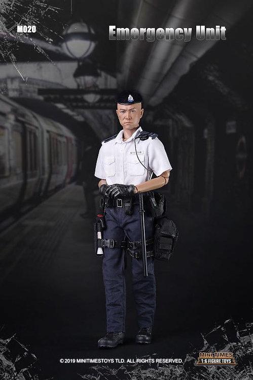 Mini Times MT-M020 Hong Kong Police 1/6 Figure