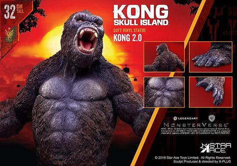 Star Ace Toys SA9006 - Kong 2.0 Soft Vinyl Statue (NX) - no Diorama & Propeller