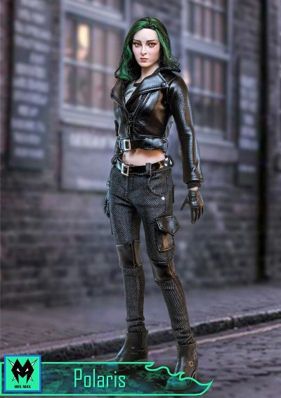 Mix Match MX Toys The Gifted Polaris 1/6 Figure