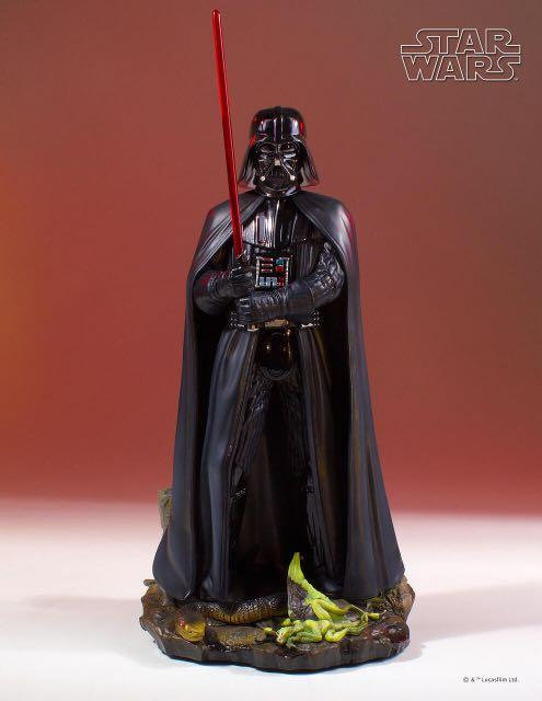 Gentle Giant Star Wars Darth Vader Empire Strikes Back 1/8 Scale Statue