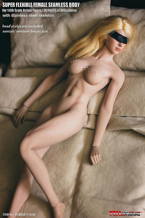 S23B TBLeague Phicen 1/6 scale female seamless body
