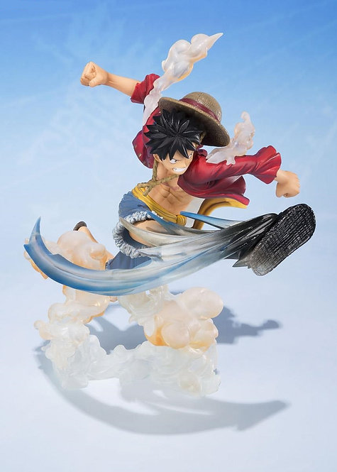 Bandai Figuarts Zero Monkey D. Luffy Gum Gum no Hawk Whip